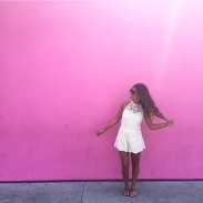 The Paul Smith Wall - 8221 Melrose Avenue, West Hollywood