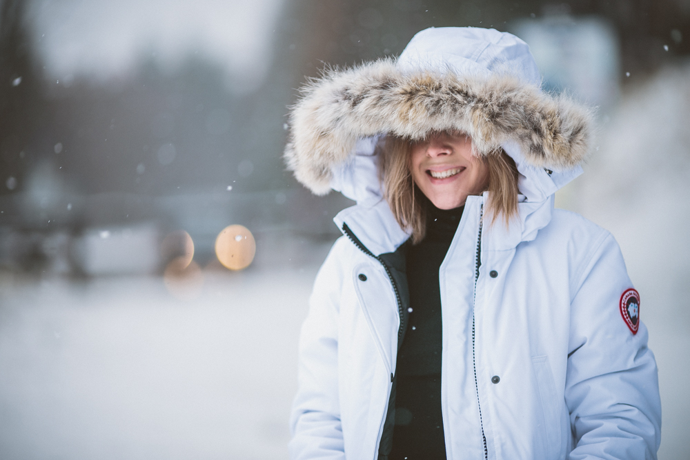 Warmer Winters For Canadians Unprecedentedly Chic