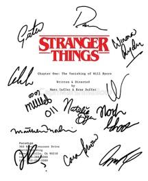Stranger Things K